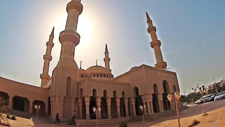 Masjid Mariam Umm Eisa (Instagram/itsmeemikee)