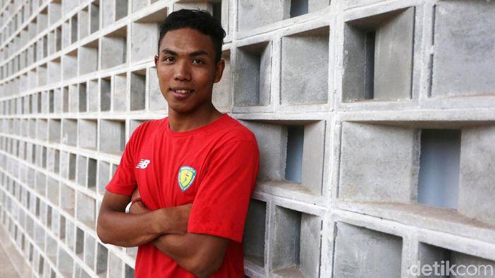 Lalu Muhammad Zohri diwacanakan absen dari SEA Games 2019. (Agung Pambudhy/detikSport)