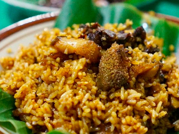 nasi goreng babat Semarang