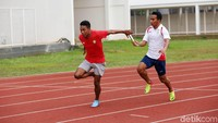 Lalu Zohri cs Mulai Latihan di Stadion Madya Pekan Depan