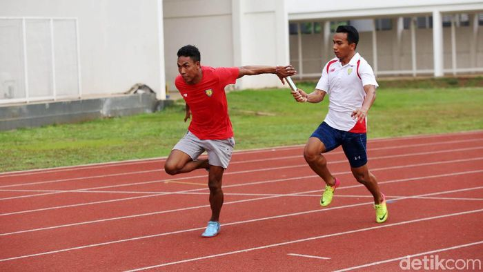 Lalu Muhammad Zohri adalah pelari asal Indonesia. Dia berhasil meraih medali emas dan menjadi juara dunia pada Kejuaraan Dunia Atletik Junior 2018 yang berlangsung di Tampere, Finlandia.