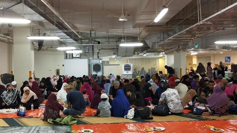 Potret Masjid Pelayan Umat di Singapura