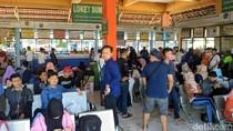 Pemudik Mulai Padati Terminal Kp Rambutan, Paling Banyak Tujuan Sumatera