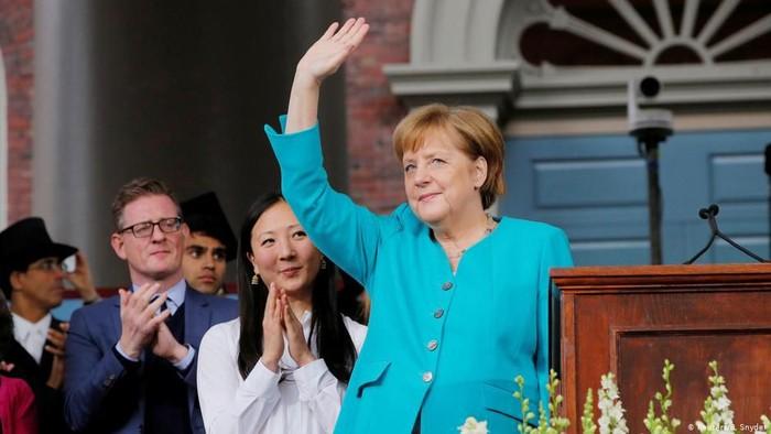 Kanselir Jerman, Angela Merkel (DW News)