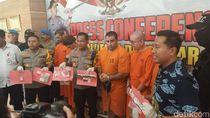 5 WNA Pengedar Ganja dan Kokain di Bali Diciduk Polisi