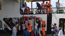 Terjatuh di Atas Kapal Menuju Bajoe Sulsel, Seorang Pemudik Tewas