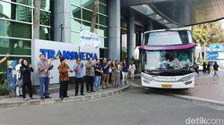 Mudik Kita Bersama Transmedia Jajal Trans Sumatera ke Padang-Medan