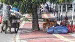 Jelang Lebaran, Pengemis di Ibu Kota Menjamur