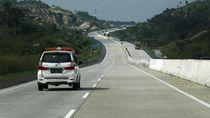 Mudik Dilarang, 310 Ribu Kendaraan Melintas di Tol Trans Sumatera