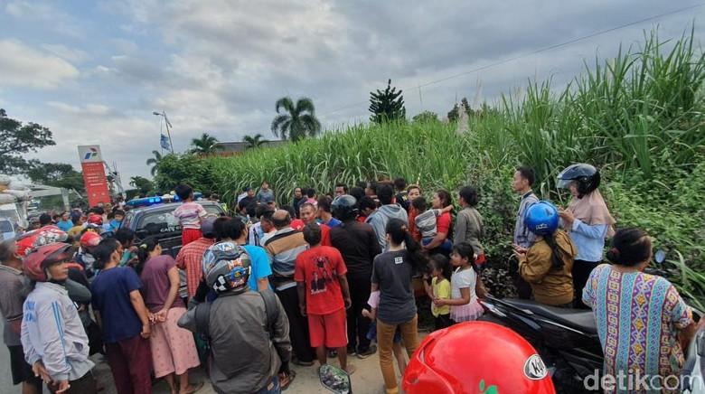 Jasad Diduga Suami Endang, Korban Pembunuhan Kediri Ditemukan di Ladang Tebu