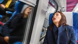 Tidur Mangap Saat Perjalanan Mudik? Mungkin Ini Penyebabnya