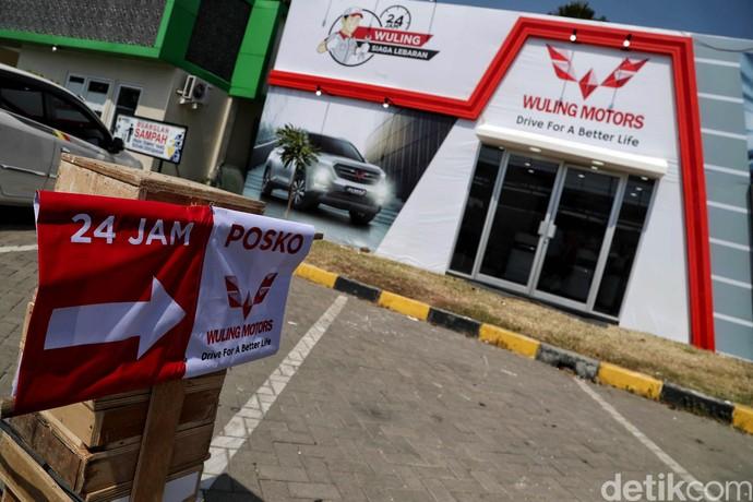 Wuling Manjakan Pemudik di Ruas Tol Trans Jawa
