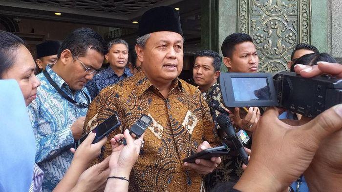 Gubernur Bank Indonesia/Foto: Sylke Febrina Laucereno - detikfinance