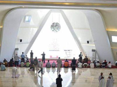 Masjid Al Safar dan 8 Masjid Segitiga di Dunia