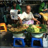 Blusukan dan Jajan Enak di Kawasan Pasar Bringharjo