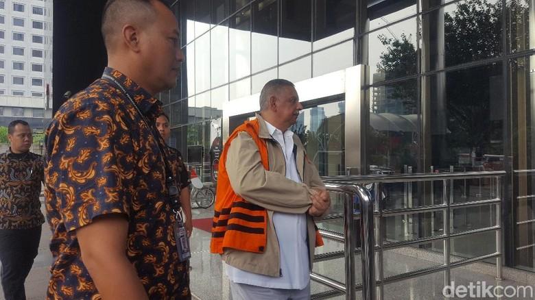 Sofyan Basir Kembali Diperiksa KPK