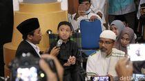 Bocah 9 Tahun Pengahafal Alquran Asal Mataram Dapat Tabungan Pendidikan