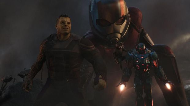 Buka-Bukaan Ronny Gani, Animator RI di Balik Avengers Endgame
