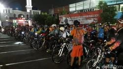 Setiap peserta Gowes Mudik 2019 menghadirkan ciri sendiri dalam sepeda yang digunakannya untuk pulang kampung. Berikut penampakannya.