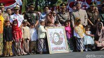 Peringati HUT ke-726 Surabaya, Risma Pamer Keberhasilan