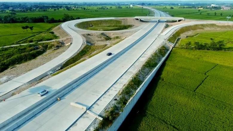 Senang Mudik Lancar, Menhub: Bukti Pembangunan Tol Trans Jawa