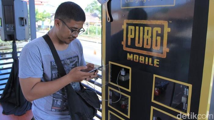 Ilustrasi PUBG Mobile. Foto: Wisma Putra
