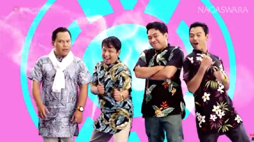 Wali Garap Web Series Komedi Satire