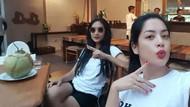 Dilamar Pengusaha Tajir, Intip Gaya Hang Out Lulu Tobing Bareng Happy Salma