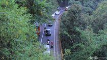 Tol Cipali Favorit Pemudik, Jalur Tengah Sumedang Lengang
