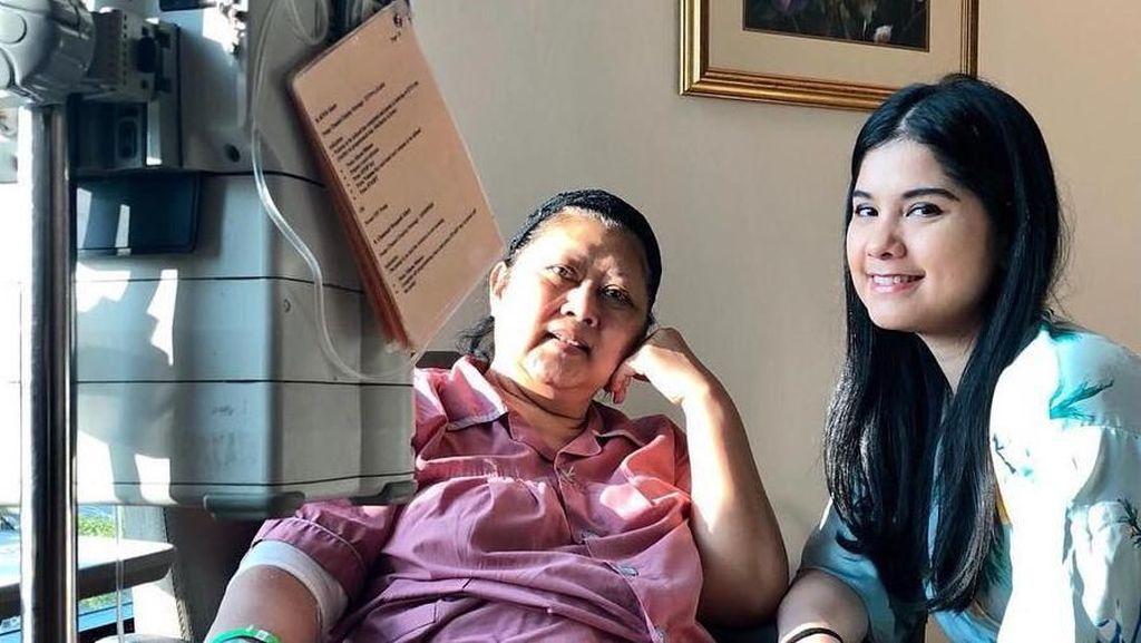 Annisa Pohan Posting Berita Duka, Minta Doakan Ibu Ani Diterima di Sisi-Nya