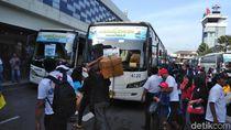Jumlah Pemudik Gratis di Pelabuhan Tanjung Perak Terus Meningkat