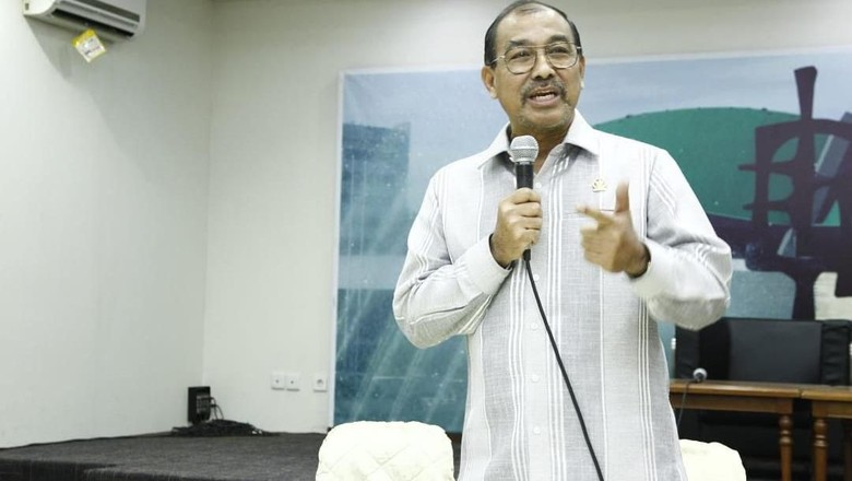 Nono Sampono Usul Rekam Jejak Jadi Syarat Calon Pimpinan DPD