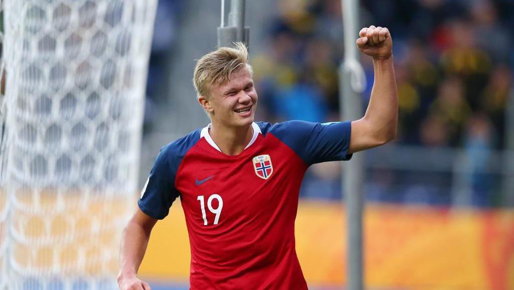 Ganas! Penyerang Norwegia Cetak Sembilan Gol di Piala Dunia U-20