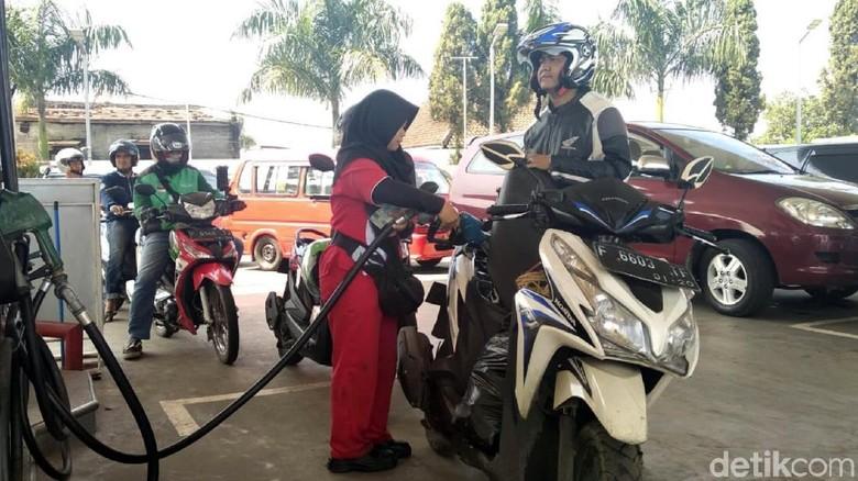 Pertamina Jamin Stok BBM di Sukabumi Aman Selama Mudik Lebaran