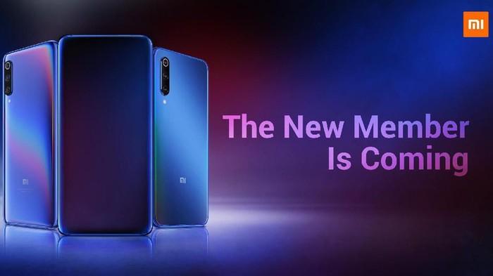 Teaser Mi 9T yang diunggah Xiaomi di Twitter. Foto: Twitter/Xiaomi