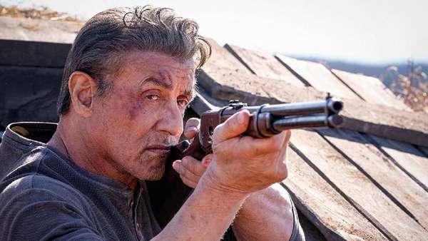 Sylverster Stallone Menolak Tua di Rambo: Last Blood