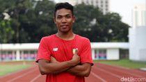 Tak Diturunkan di SEA Games Manila, Zohri Mudik ke Lombok