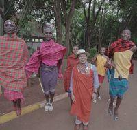 Ridwan Kamil Berbagi Keseruan di 'Wakanda' Bareng Suku Maasai