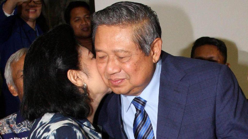 SBY Ultah Ke-70, AHY: Biasanya Memo Memelukmu di Tengah Malam