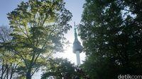 Namsan Tower (Afif Farhan/detikTravel)