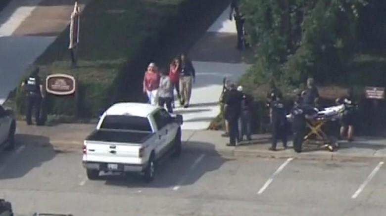 Momen Mengerikan Penembakan Brutal Tewaskan 11 Orang di Virginia AS