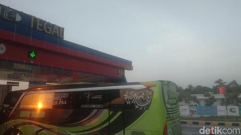 H-4 Lebaran: Mudik Jakarta-Tegal Lancar, Tempuh Waktu 6 Jam
