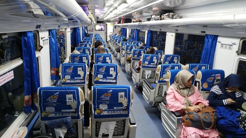 2 Kereta Tambahan Diluncurkan untuk Rute Bandung-Semarang PP