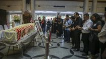 Sampaikan Belasungkawa Ani Yudhoyono Wafat, Ahok: Indonesia Berduka
