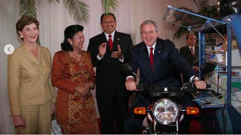 Foto: dok. Instagram Ani Yudhoyono