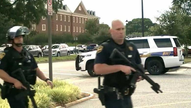 Penembakan Brutal di Virginia AS Tewaskan 11 Orang, 6 Luka-luka