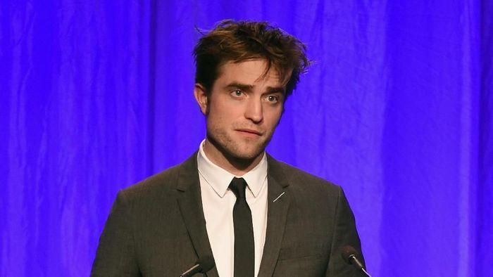 Robert Pattinson Jadi Batman