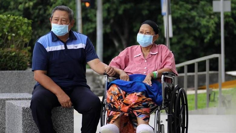 Sampaikan Dukacita Ani Yudhoyono Wafat, Sandiaga: Insyaallah Husnul Khotimah