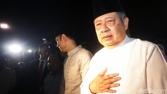 SBY (Rifkianto Nugroho/detikcom)