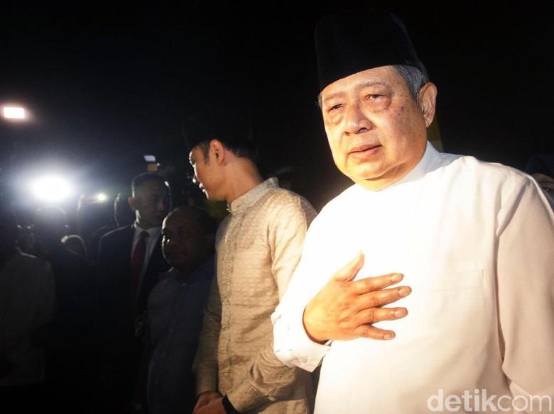 SBY Ungkap Cerita Bu Ani yang Sempat Membaik Lalu Ada Ledakan Sel Kanker